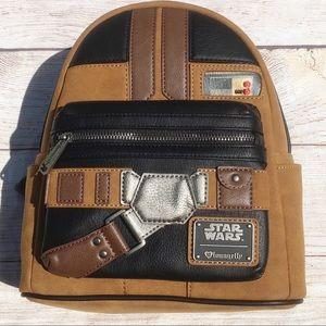 Loungefly x Star Wars Han Solo Mini Backpack
